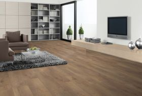 Indoor wood click planks vinyl flooring